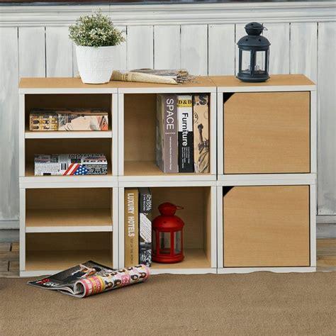 Bolan Cube Unit Bookcase
