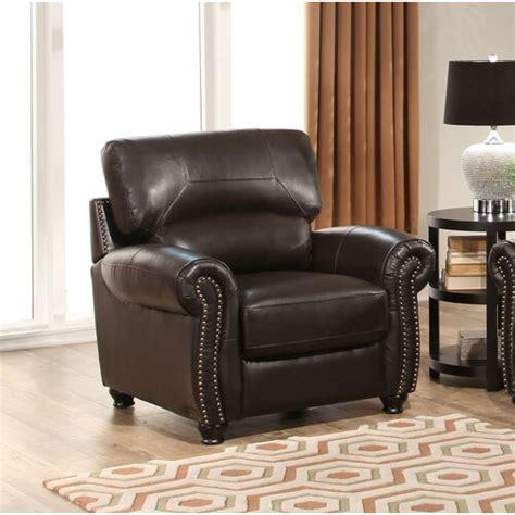 Boley Leather Club Chair