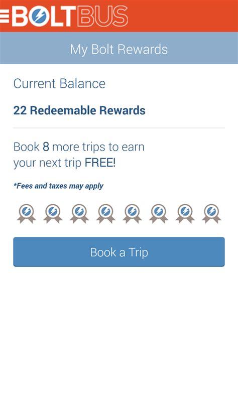 Credit Card Free Rider Boltbus Rewards