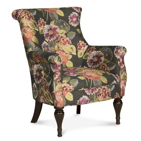 Bombe Wingback Chair