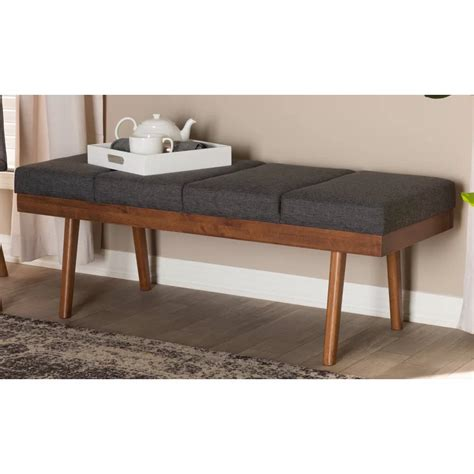 Borchardt Upholstered Storage Bench