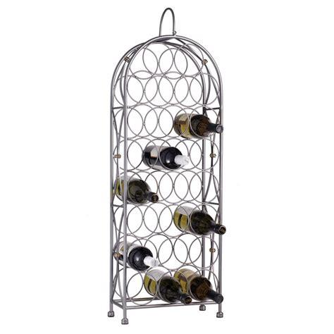 Bordeaux 23 Bottle Floor Wine Rac by