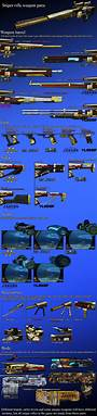 borderlands 2 sniper rifle parts
