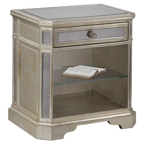 Borghese 1 Drawer Nightstand