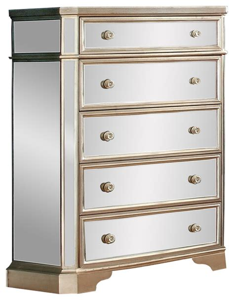 Borghese 5 Drawer Chest