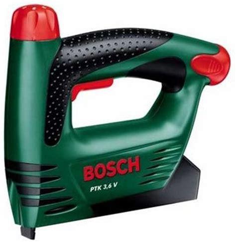 Bosch Accu Tacker