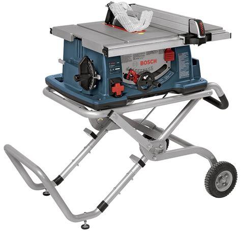 Bosch 4100 Table Saw