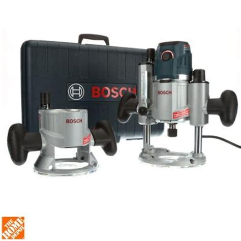 Bosch Router Combo Kit