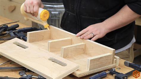 Box Jig For Table Saw