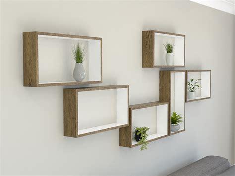 Box Shelves For Wall