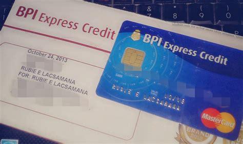 Bpi Credit Card Express Online Bpi Direct Savings Bank Bpi
