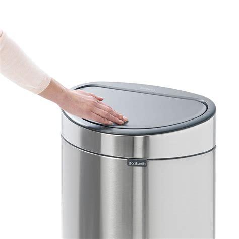 Brabantia Touch Bin 10 Liter