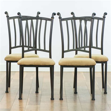 Branam Metal Frame Dining Chair (Set of 2)