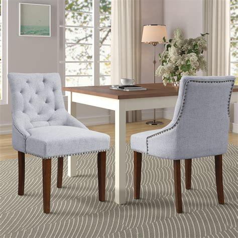 Brandi Upholstered Dining Chair (Set of 2)