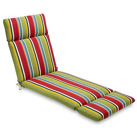 Brandy Outdoor Chaise Lounge with Cushion