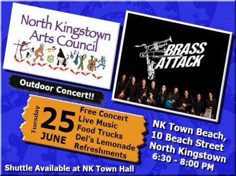 Brass Brass Attack Band Ri.