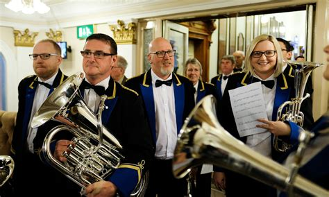 Brass Brass Band Competition Yorkshire.
