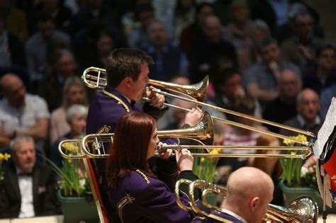 Brass Brass Band Concerts Yorkshire.