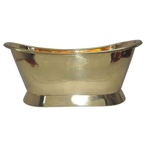 Brass Brass Bathtub.