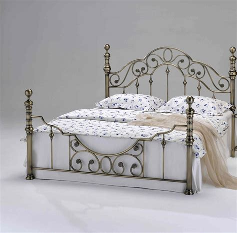Brass Brass Bed.