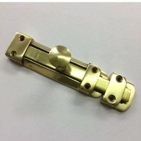 Brass Brass Bolt Lock.