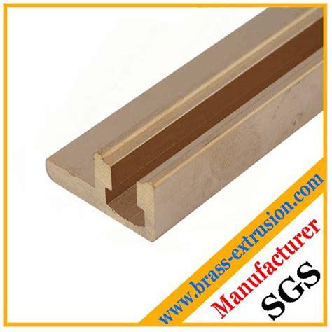 Brass Brass Channel Extrusion.