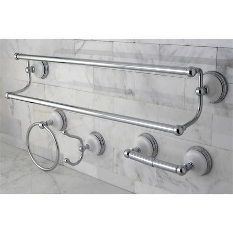 Brass Brass Chrome Bathroom Accessories.