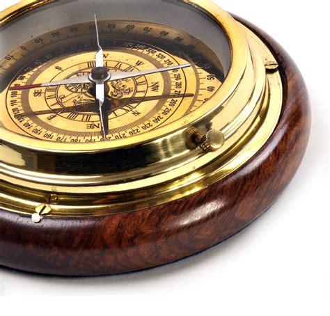 Brass Brass Desk Compass.