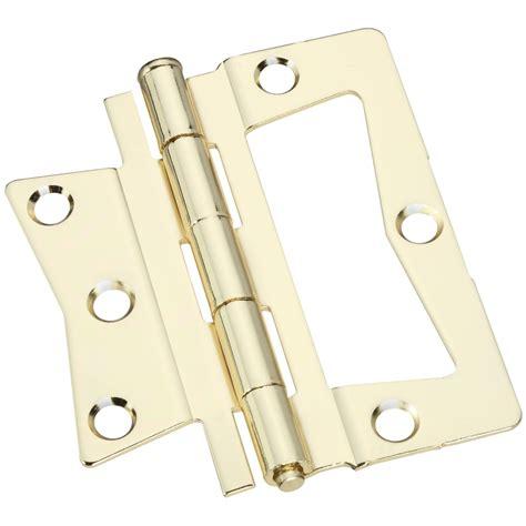 Brass Brass Door Hinges Lowes.