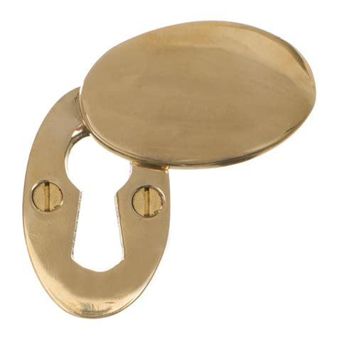 Brass Brass Escutcheon Plate.
