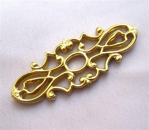 Brass Brass Findings For Jewelry Making.