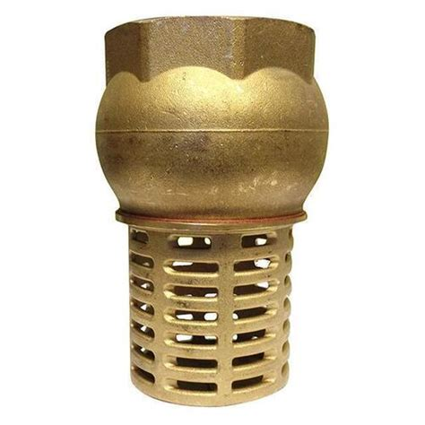 Brass Brass Foot Valve Price List.