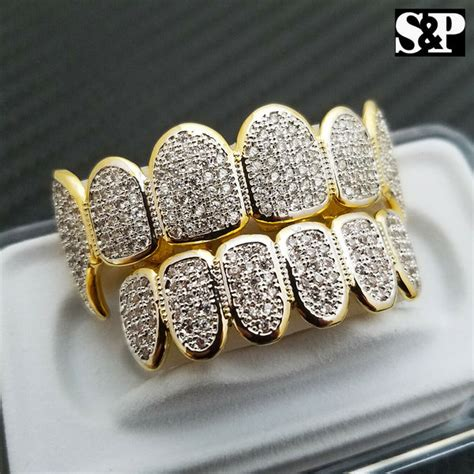 Brass Brass Grillz.