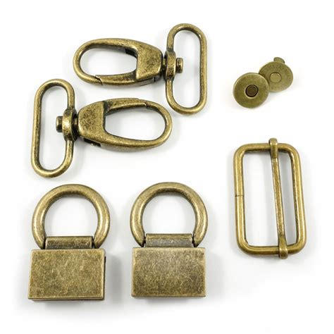 Brass Brass Handbag Hardware.