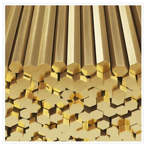 Brass Brass Hexagon Bar.