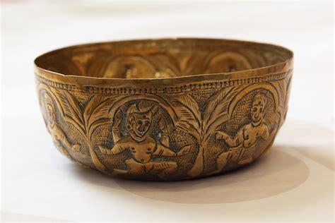 Brass Brass Indian Bowl.