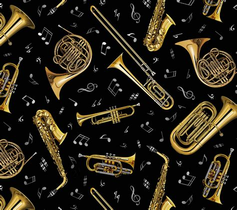 Brass Brass Instrument Wallpaper.