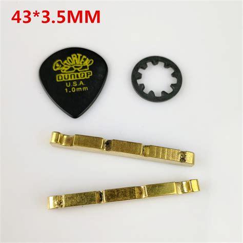 Brass Brass Jazz Bass Nut.