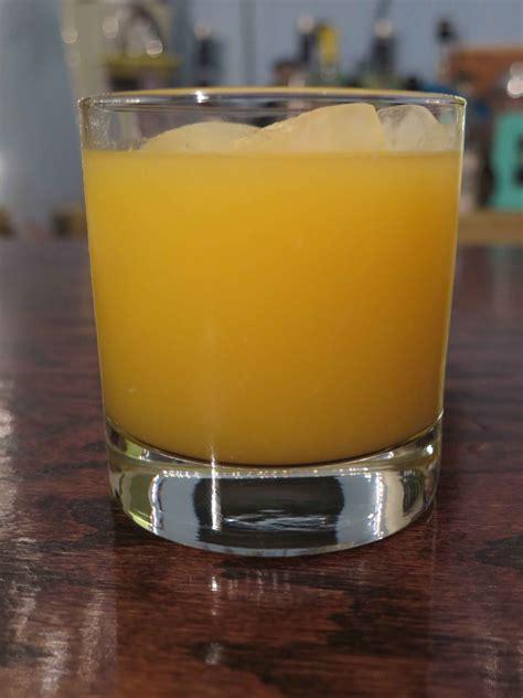 Brass Brass Monkey Drink.