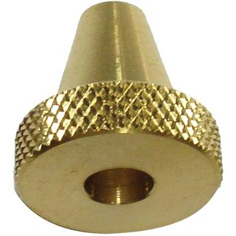 Brass Brass Muzzle Guard.