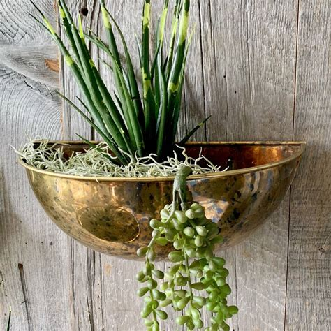 Brass Brass Planter Uk.