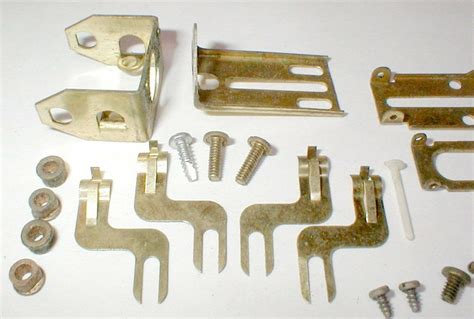 Brass Brass Slot Car Chassis.