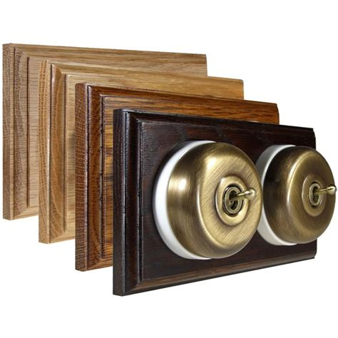 Brass Brass Sockets And Light Switches.
