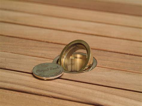 Brass Brass Umbrella Hole Ring.