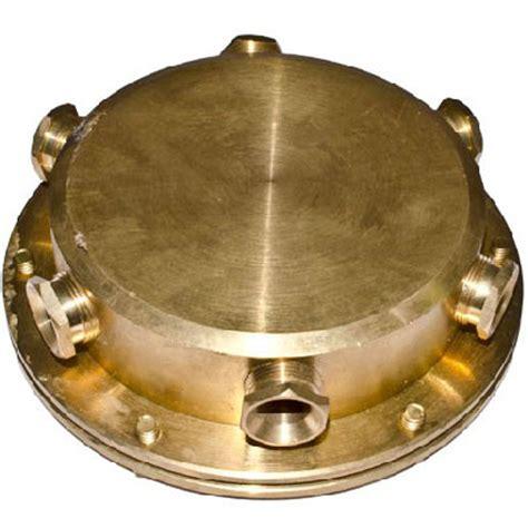 Brass Brass Underwater Junction Box.