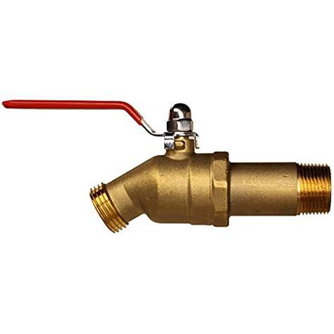 Brass Brass Water Heater Drain Ball Valve.