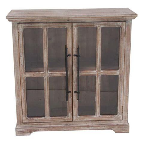 Bratton Heights Traditional Rectangular 2 Door Accent Cabinet