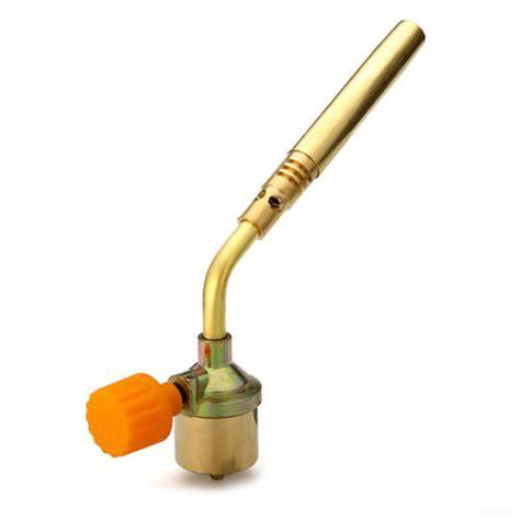 Brass Brazing Brass With Mapp Gas.