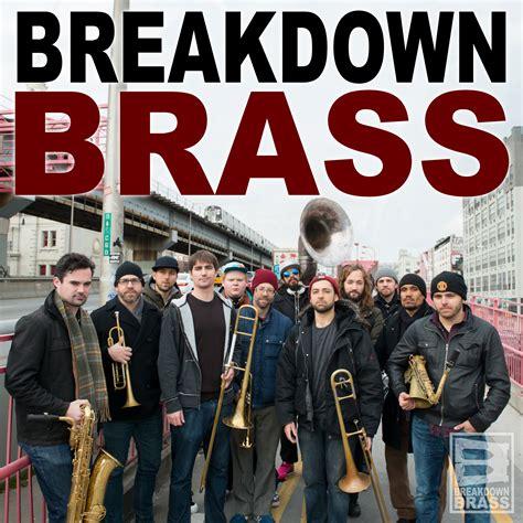 Brass Breakdown Brass.