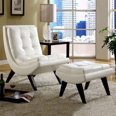 Breit Lounge Chair & Ottoman Set